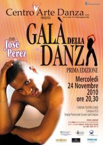 spettacolo con la partecipazione di Josè Perez e gli allievi del centro arte danza